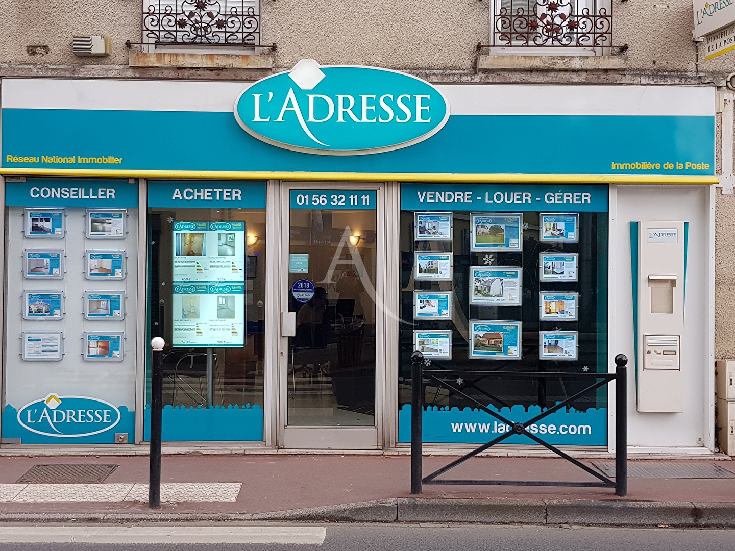 L'ADRESSE - Limeil-brevannes (94450)
